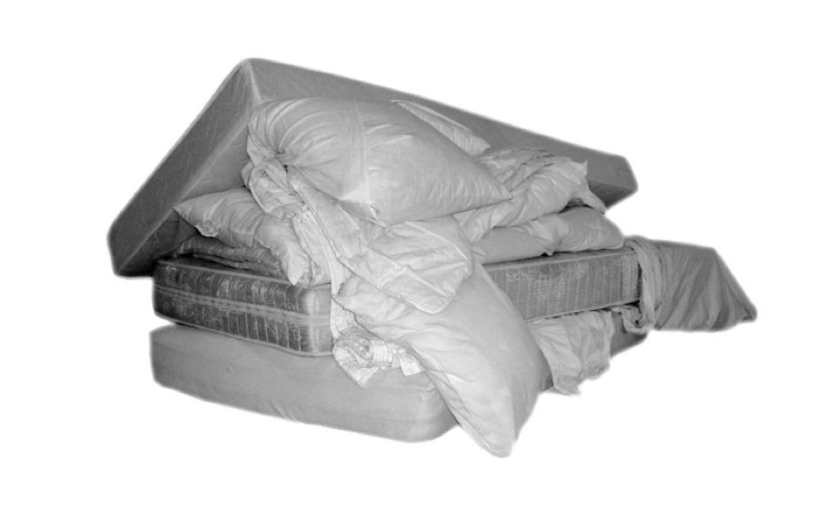 das imperium schlägt zurück 2007 70 x 116 cm, leyla rodriguez