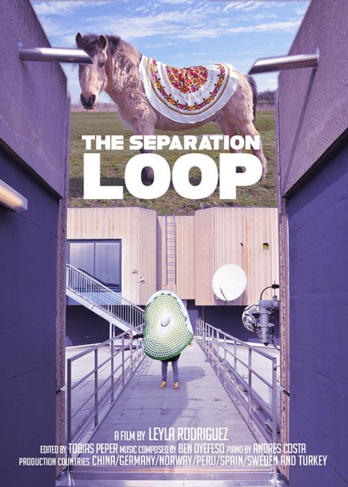 """THE SEPARATION LOOP"" 2015 / FILM BY Leyla Rodriguez"